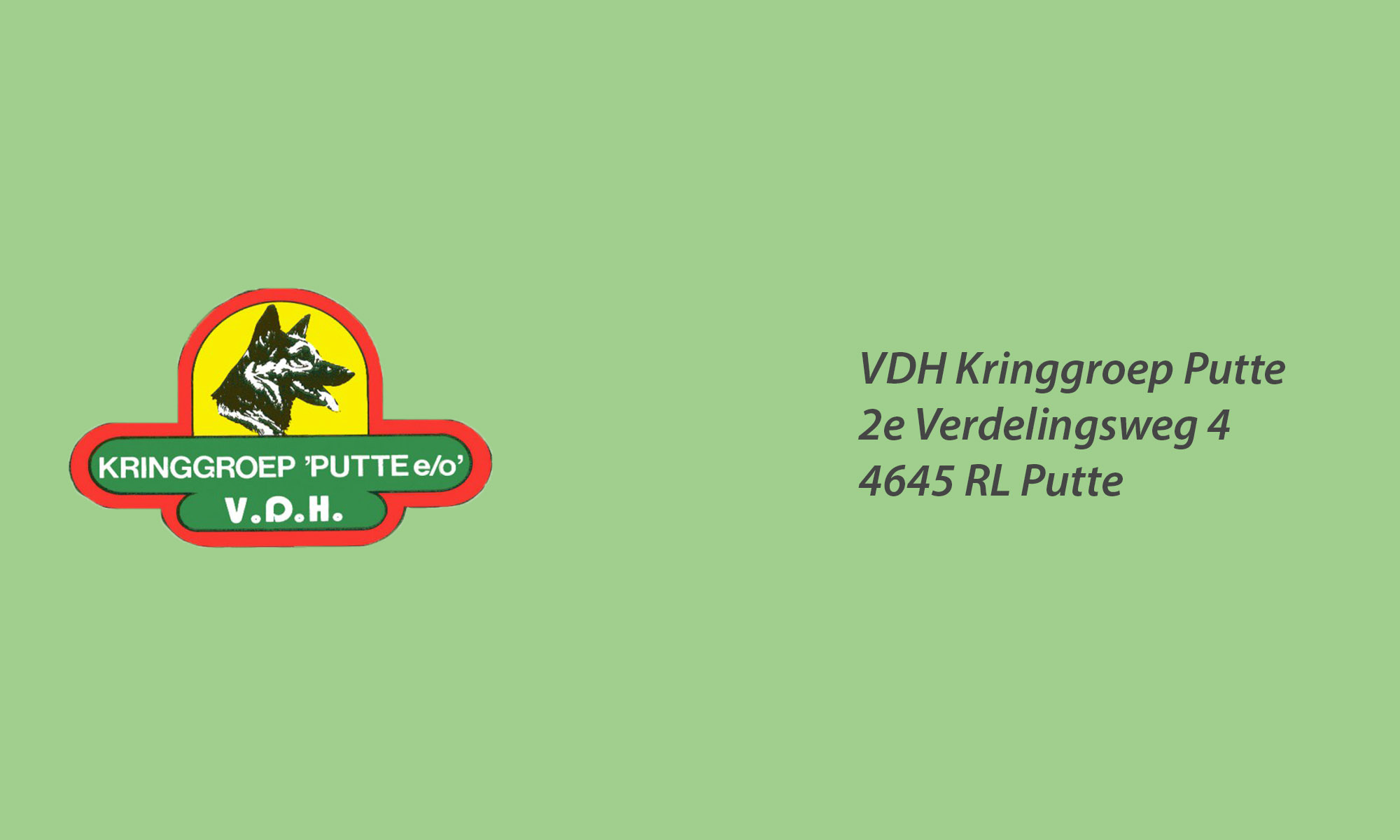 VDH Kringroep Putte e.o.